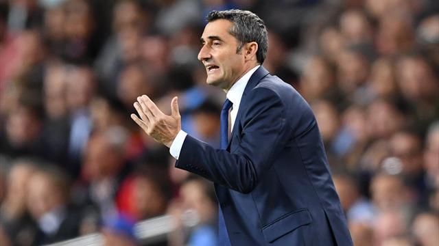Valverde: «Terminer la Liga sans perdre serait extraordinaire»