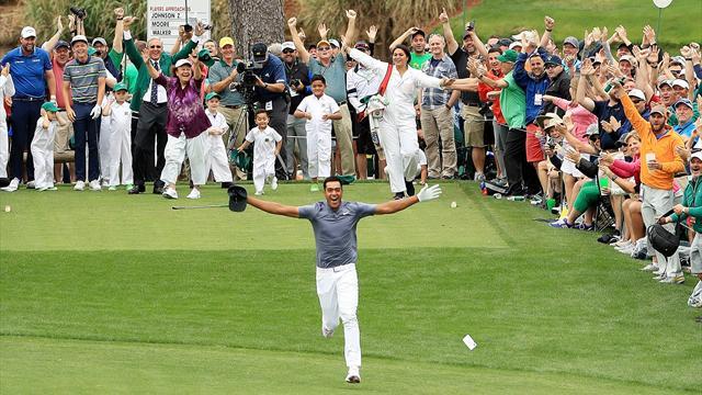 Vanvittige scener i prestisjetung golfturnering