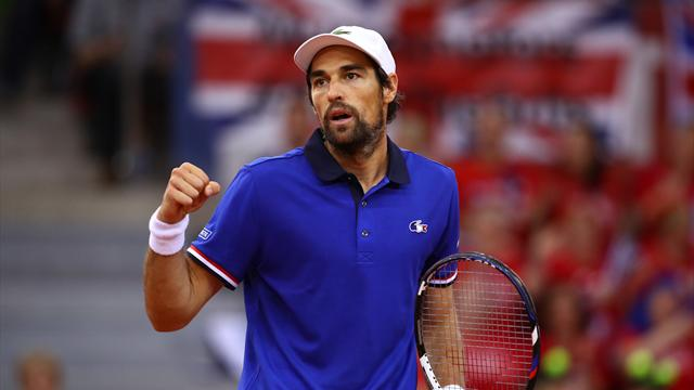 Pour accompagner Pouille, Noah a choisi Chardy