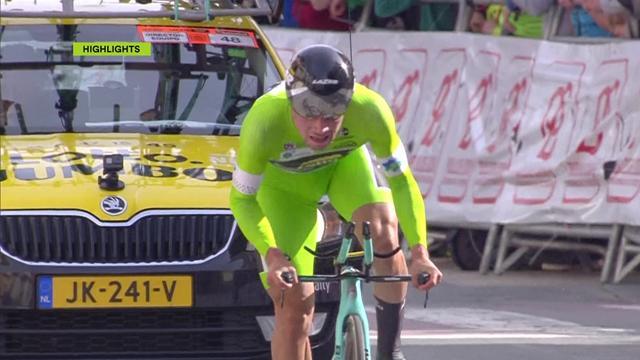 Primoz Roglic fait sensation sur le Tour du Pays Basque