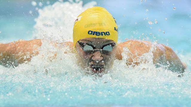 Nordic Swim Tour: Sjostrom se corona en los 50 metros libres