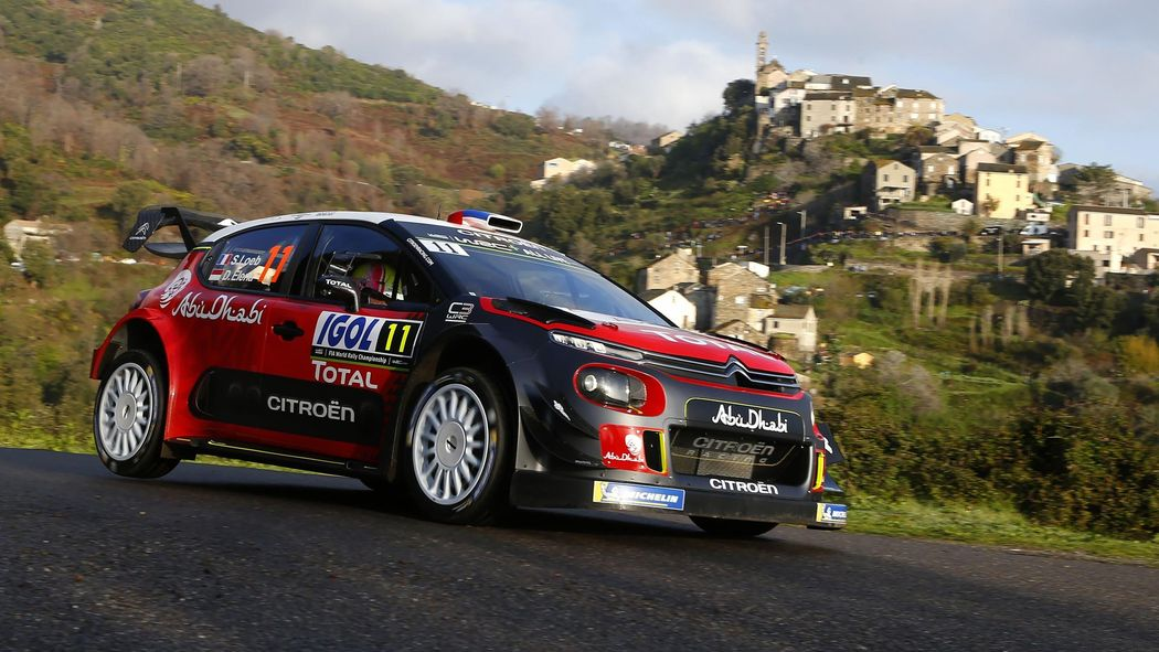 Rallye france 2018