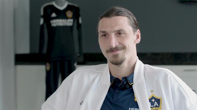 Zlatan exclusief: 'Niemand kan mij verbieden het WK te spelen'