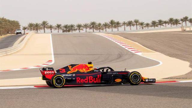 Vettel saldrá desde la 'pole' en Baréin