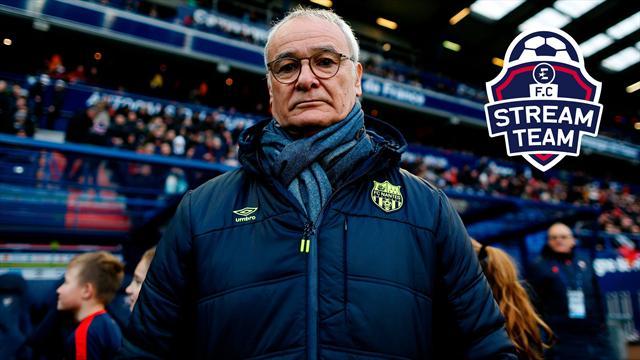 «Ranieri ne restera pas à Nantes»