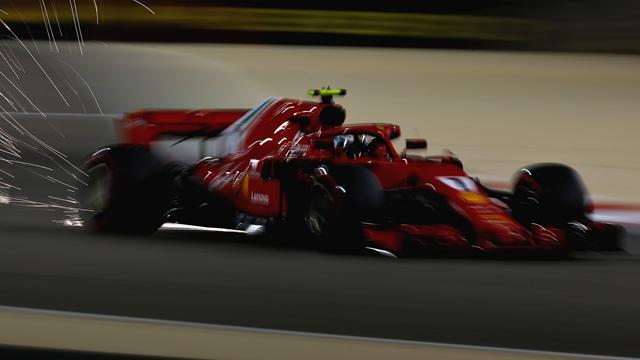 Libres 2 : Un meilleur temps et un incident pour Räikkönen