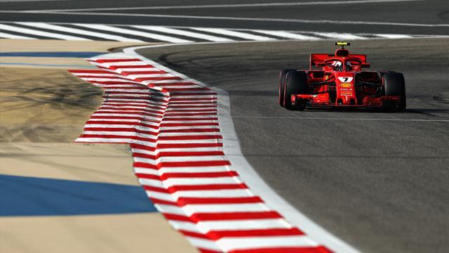 Libres 3 : Solitude pour Räikkönen, Inquiétude pour Vettel