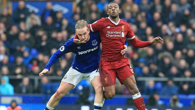 Ralenti à Everton, Liverpool avait la tête ailleurs