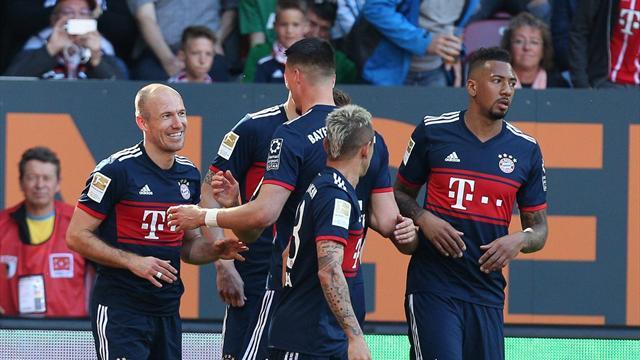 Rivales Champions: El Bayern se proclama campeón antes de recibir al Sevilla