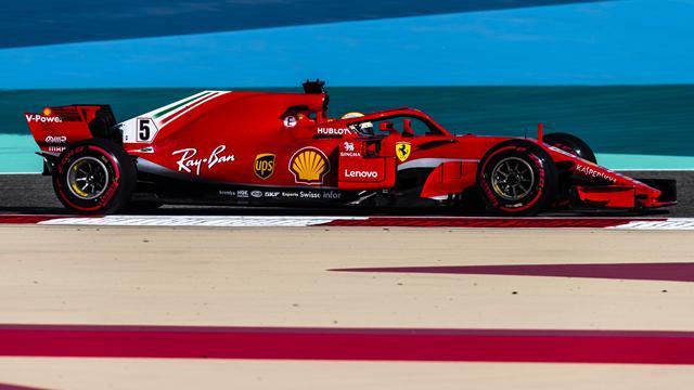 Vettel et Ferrari flambent, Gasly jubile