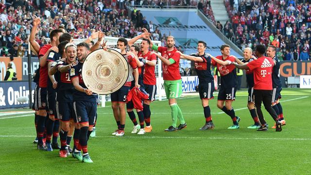 Le printemps du Bayern commence par un nouveau sacre
