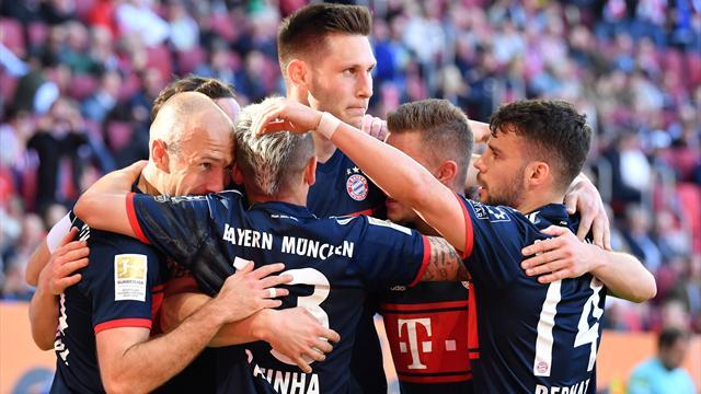 """""""Ein spezieller Moment"""": Bayern macht Titel perfekt"""