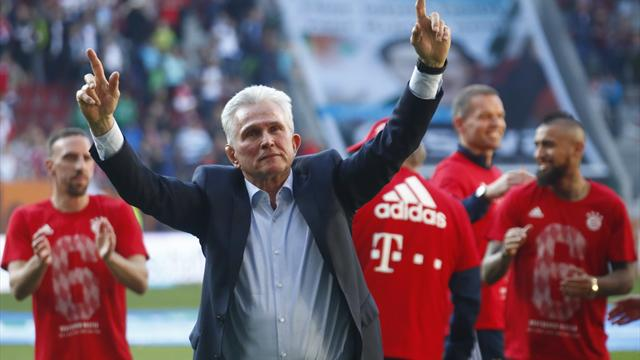 Bayern claim 6th straight league title