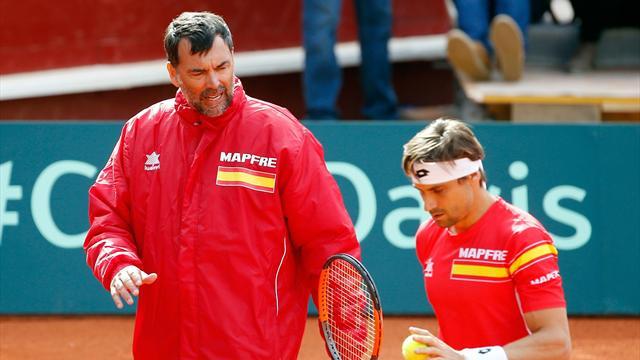 Copa Davis: España-Francia, la otra semifinal