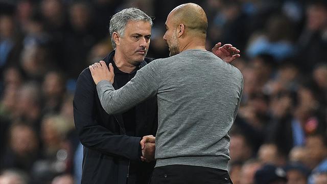 Guardiola : «Manchester United a un bon entraîneur»