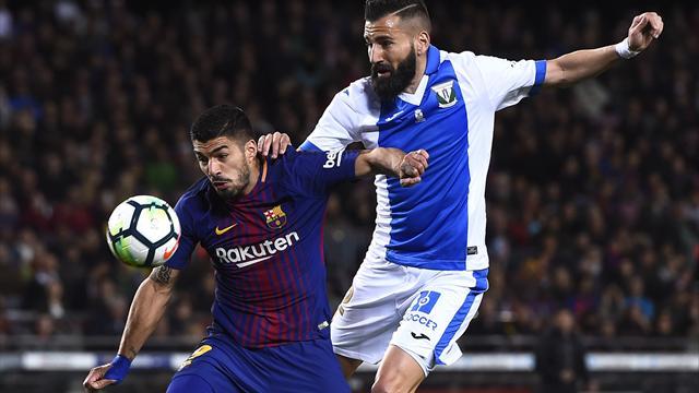 Barcelona-Leganés, en directo (20:45) LaLiga Santander