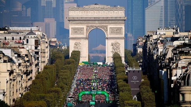 Maraton u Parizu