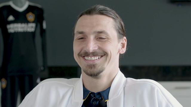 """Zlatan om MLS-valet: """"Man har kikat lite och varit nyfiken"""""""