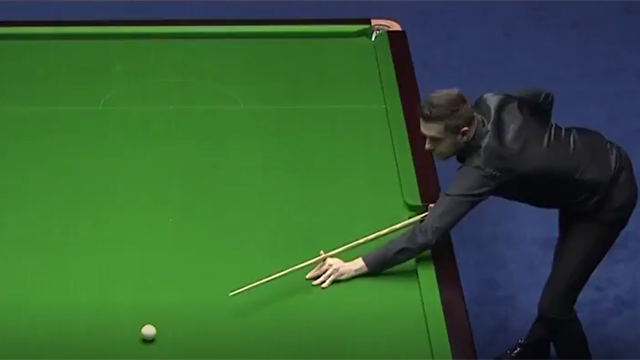Hawkins throws in the towel, but Selby cleans up with 132 break to win China Open
