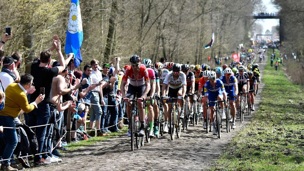 Blazin Saddles Five Things We Learned From Paris Roubaix Paris Roubaix  Cycling Eurosport Uk