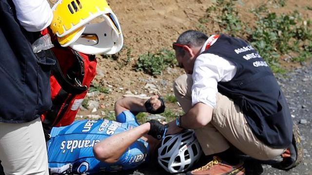 Ciclista muere en el llamado