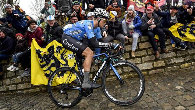 Cyclist dies during famous Paris-Roubaix one-day classic