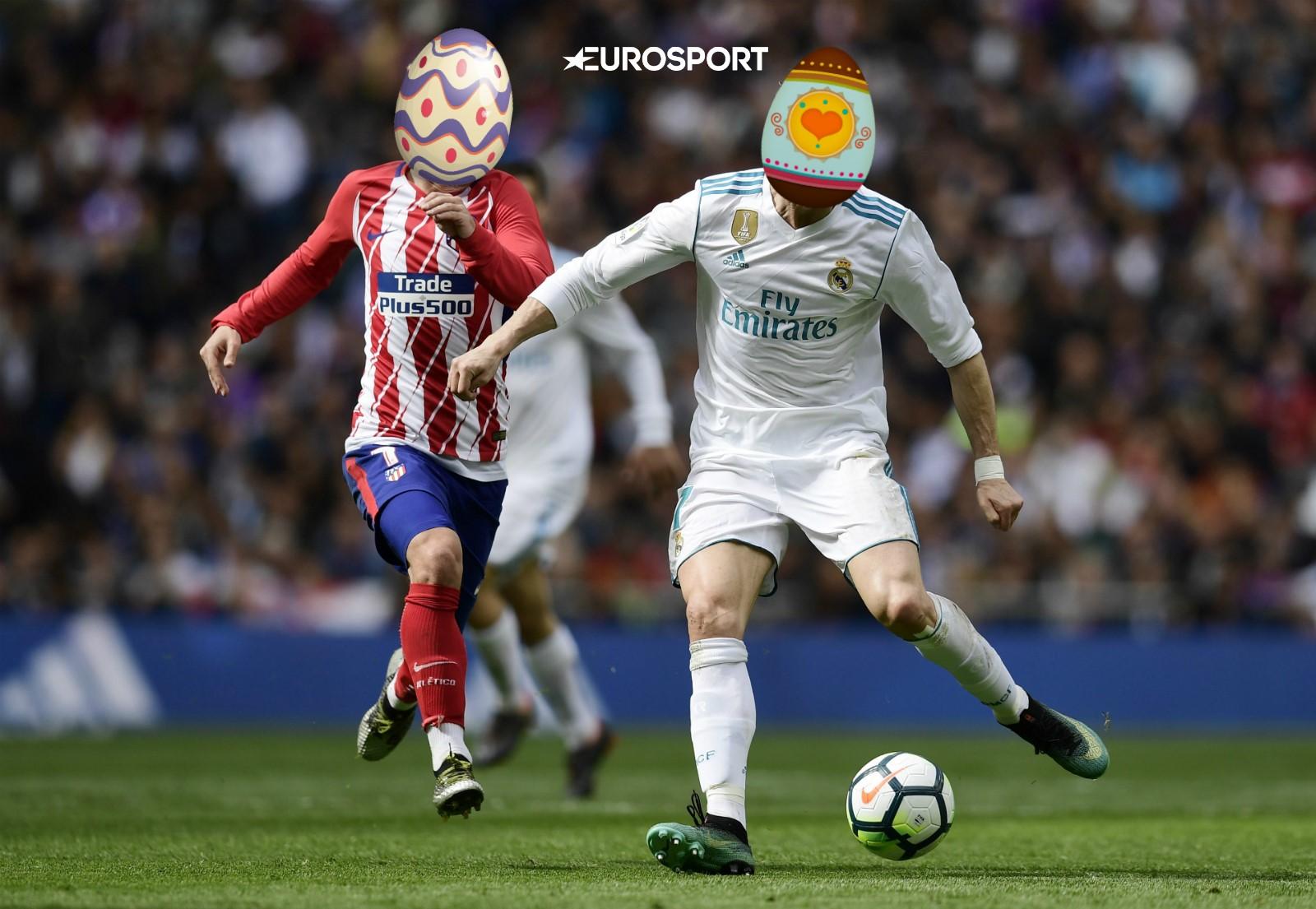 «Реал» – «Атлетико», пасха