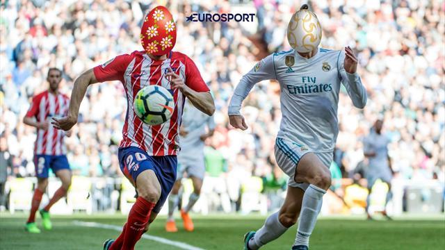 Чемпионат испании реал мадрид атлетико мадрид онлайн