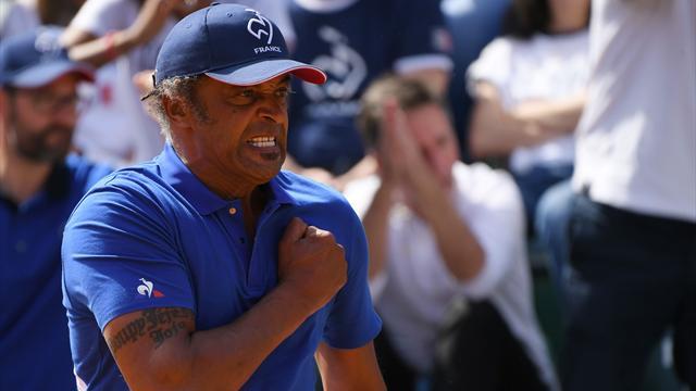 Pour Noah, la réforme de la Coupe Davis est «scandaleuse»