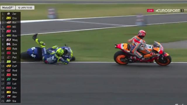 Marquez vs Rossi: Die zwei Gesichter des Weltmeisters