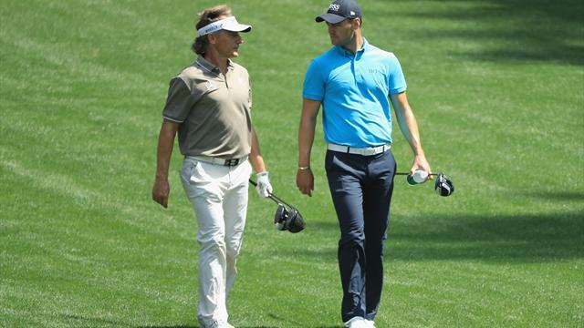 US Masters: Kaymer und Langer solide, Woods stark