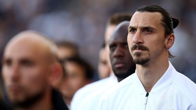 Långskott, frisparkar och friläge - så var Zlatans inhopp