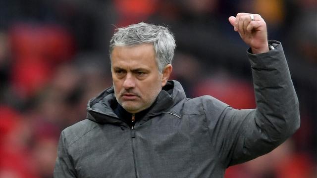 """Mourinho : """"J'ai gagné huit Championnats et trois Premier League"""""""