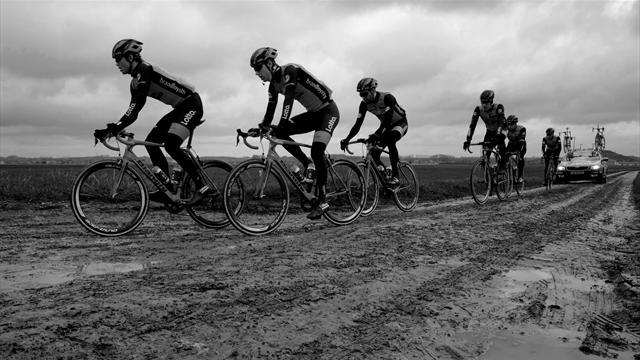 Izdırap duvarı: Paris-Roubaix