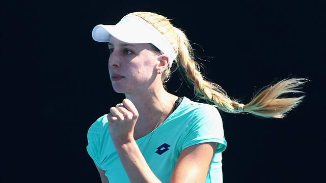 Broady claims first WTA title in Monterrey Open doubles