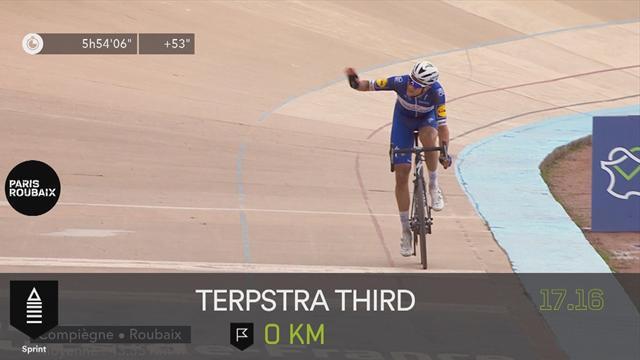 París-Roubaix: Los mejores momentos de la victoria más grande de Peter Sagan