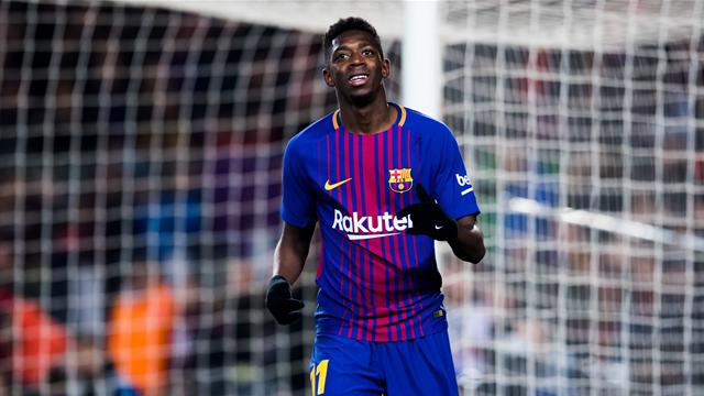 """""""Schwierig, sich in Barcelona einzuleben"""": Flüchtet Dembélé zu Arsenal?"""