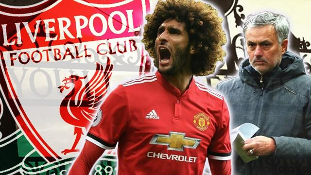 Euro Papers: Liverpool stun United with shock Fellaini deal