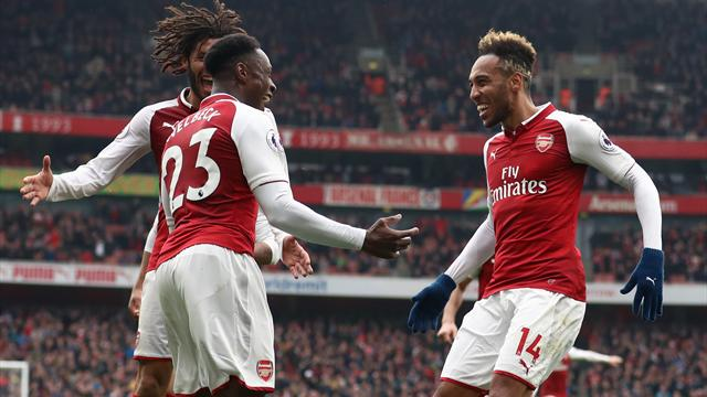 I can compete with Arsenal's best says Danny Welbeck