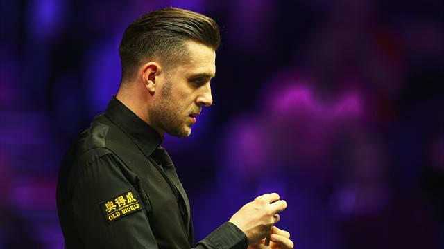 Scorching hot Selby hits form before World Championship