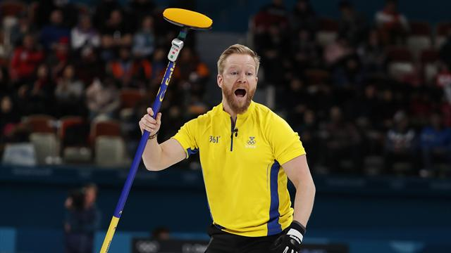 Sweden storm to World Championship glory