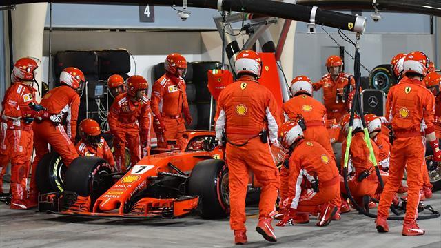 Le mécano renversé par Räikkönen opéré avec succès
