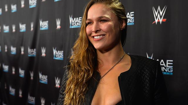 Ronda Rousey Makes WWE In-Ring Debut at WrestleMania 34