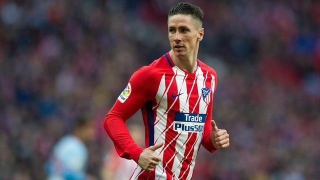 Torres annonce son départ de l'Atlético en fin de saison