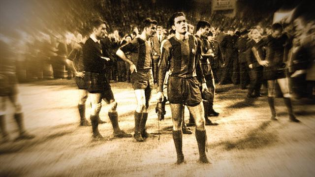 Les grands maudits de la C1 : Les poteaux carrés du Barça