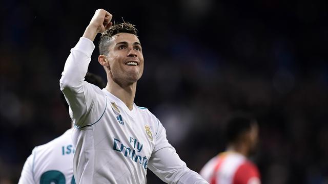 Pour vous, Ronaldo est le meilleur joueur d'Europe du mois de mars