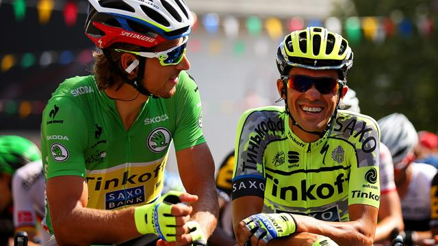 """Contador: """"È incredibile vedere come Sagan domi la sua bici sul pavè, è come se volasse"""""""