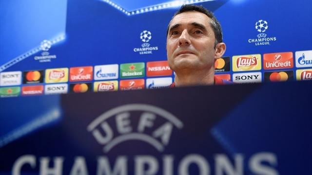 """Valverde: """"Remuntada Roma? Tutto può succedere nel calcio, noi dobbiamo puntare solo alla vittoria"""""""
