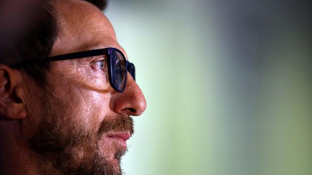 Lazio-Roma, Di Francesco: