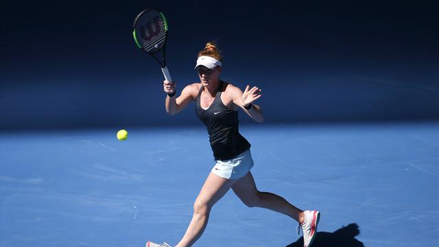Brengle sues WTA, ITF over injuries from doping tests